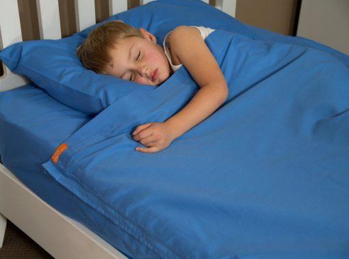 Kids Zip Sheets - Blue