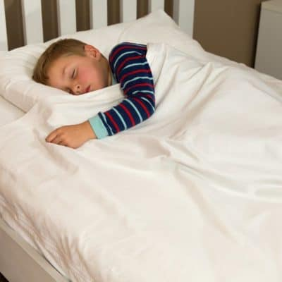 Kids Zip Sheets - White