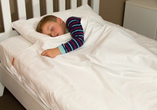 Kids Zip Sheets - White