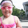Little Grommets - Goggles Pink