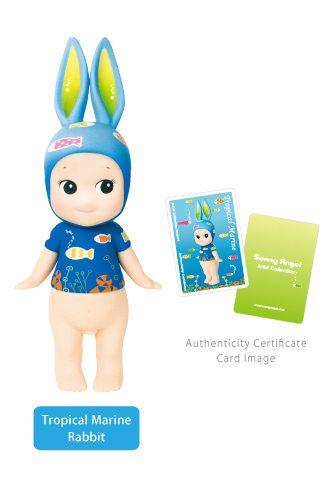 Sonny Angel Marine Rabbit (Artists Collection)