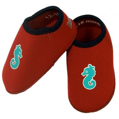 Imse Vimse Swim Shoes - Red