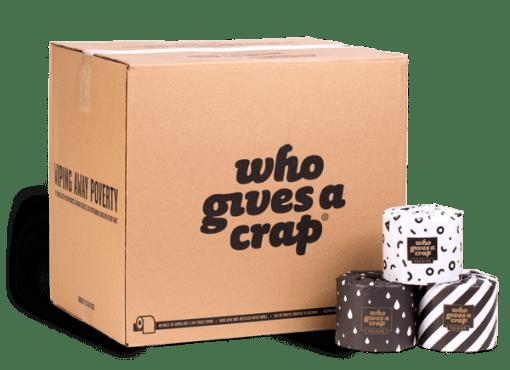WGAC Premium Bamboo Toilet Paper