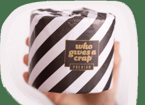 WGAC Premium Toilet Paper