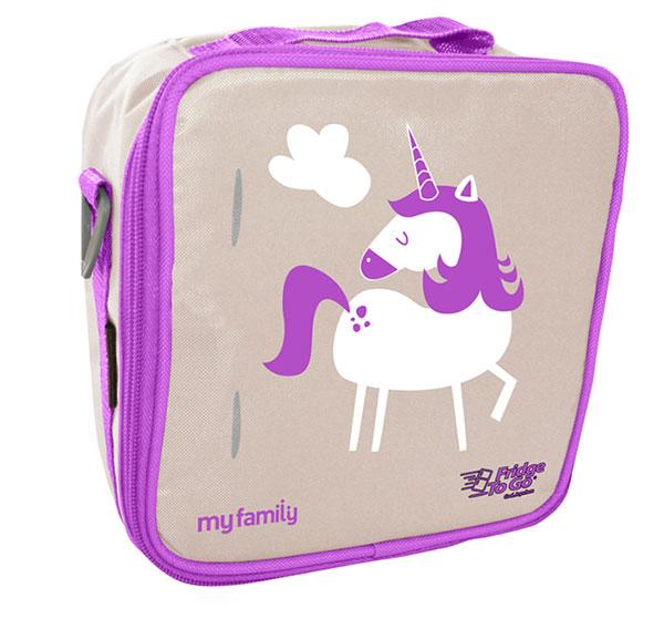 My Family Fridge to go Unicorn