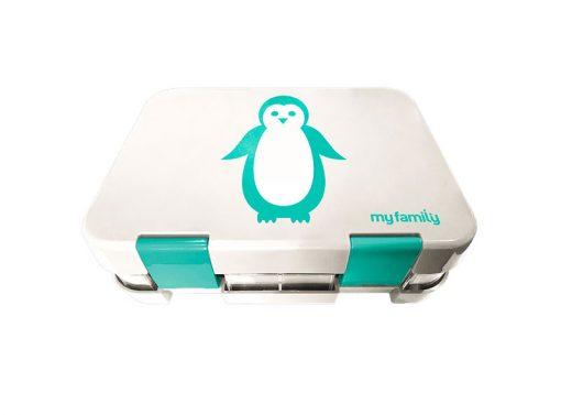 My Family Bento Penguin