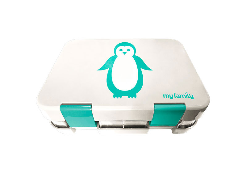 My Family Bento Penguin