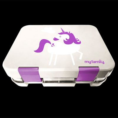 My family unicorn bento box