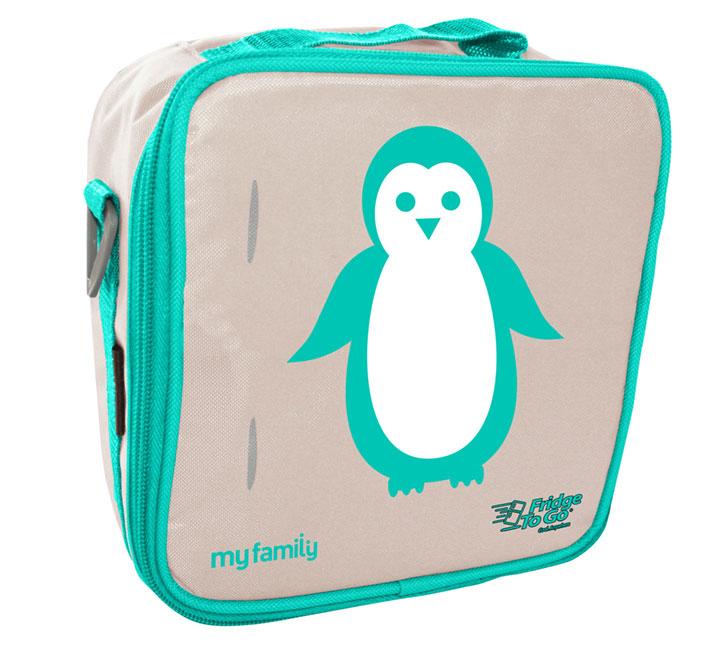 Penguin Fridge to go My Family