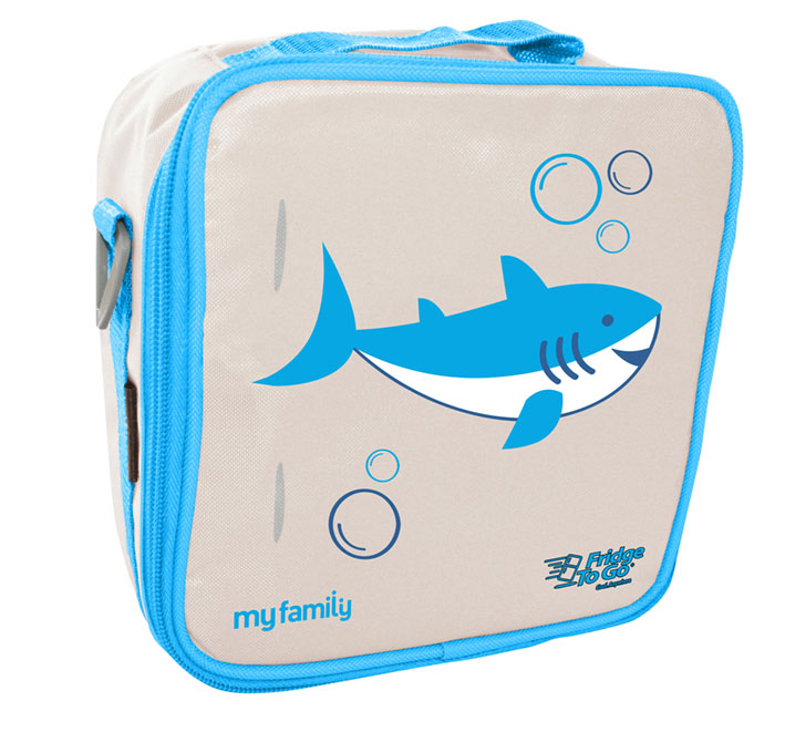 My Family Fridge to go Shark