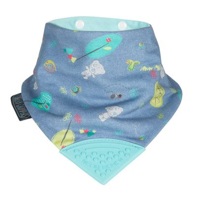 Neckerchew Tiny Tatty Teddy Denim