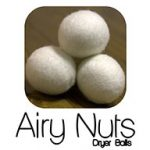 Airy Nuts Logo