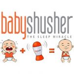Baby Shusher Logo