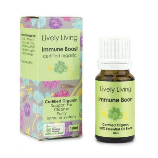 Lively Living Immune Boost Oil