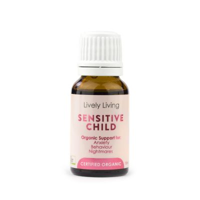 Sensitive Child Organic Oil